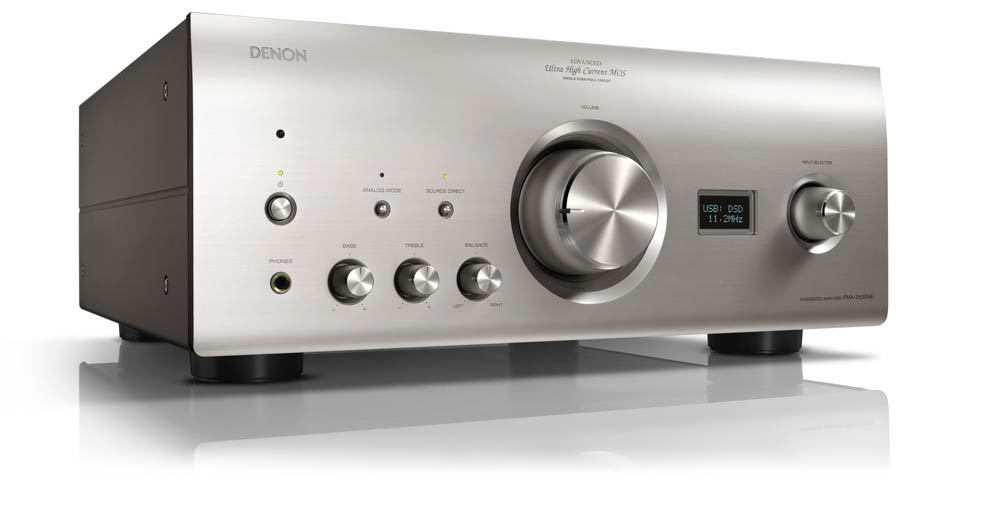 Denon PMA-2500NE Reference Integrated Amplifier, Clef Hi Fi