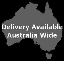 We can deliver Australia wide