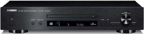 Yamaha CD-N301 Network CD Player - Black