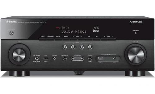 Yamaha RX-A770 7.2 Channel AV Network Receiver - Ex-Display