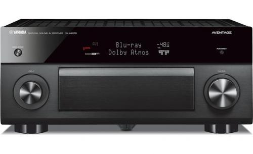 Yamaha RX-A2070 9.2 Channel AV Network Receiver