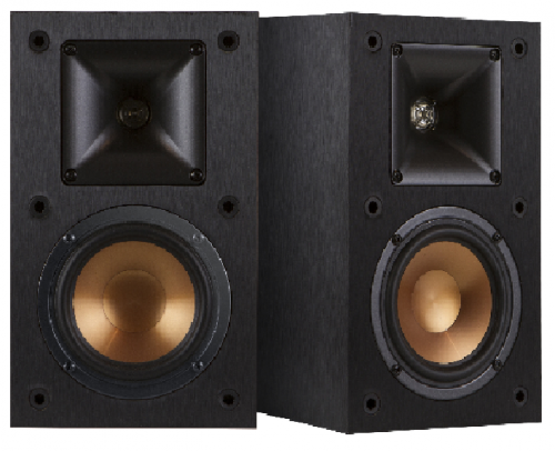 Klipsch R-15M Bookshelf Speakers - Black EX-Display
