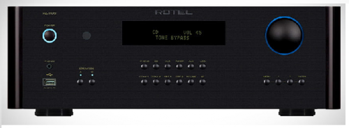 Rotel RA-1572 Integrated Amplifier - Black (NEW)
