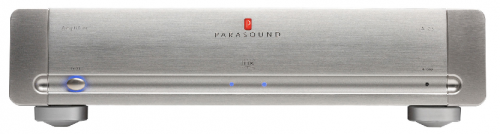Parasound A23 Stereo Power Amplifier - Silver