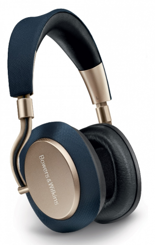 Bowers & Wilkins PX Noise Cancelling Wireless Headphones - Gold