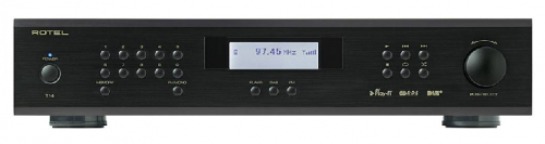 Rotel T14 Digital Gateway and Tuner - Black