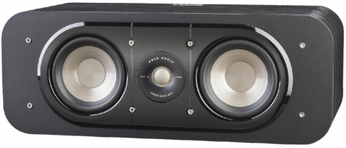 Polk Audio Signature S30 Centre Speaker - Black