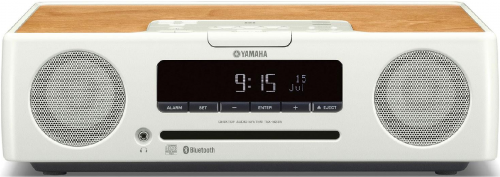 Yamaha TSX-B235D DAB+ CD Player and Bluetooth - White