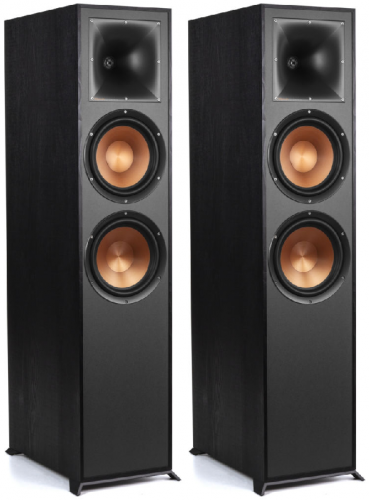 Klipsch R-820F Floostanding Speakers - Black