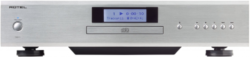 Rotel CD11 CD player - Silver