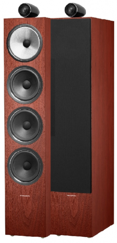 Bowers & Wilkins 702 s2 Floorstanding Speakers - Rosenut Repack