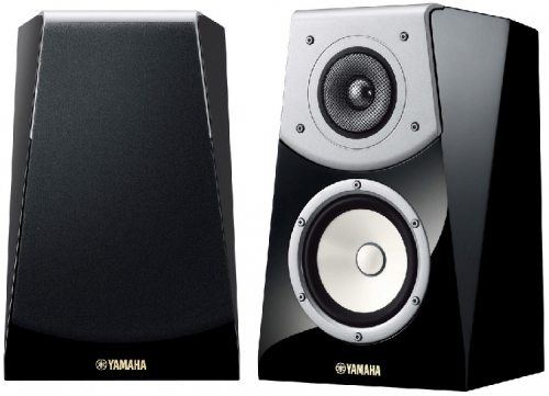 Yamaha NS-B901 Soavo Bookshelf Speakers - Gloss Black (NEW)