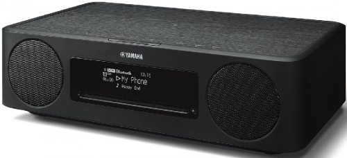 Yamaha TSX-B237 Desktop Audio Player - Black