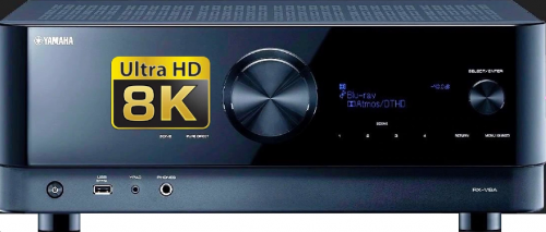 Yamaha RX-V6A 7.2 Channel AV Network Receiver