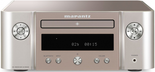 Marantz CR412 Compact CD Receiver - Silver