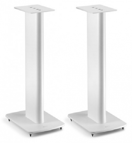 KEF Performance Speaker Stands - White