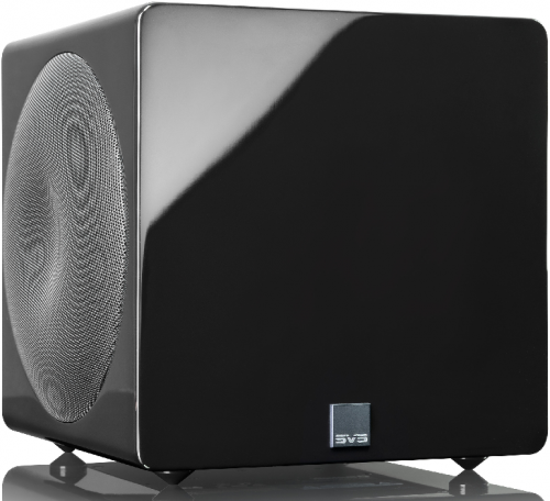 SVS 3000 Micro Subwoofer - Gloss Black